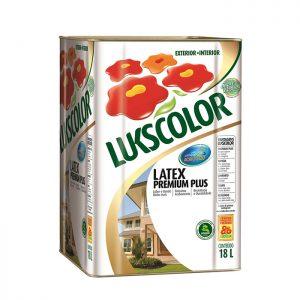 Látex Premium Plus Lukscolor – Lata 18L