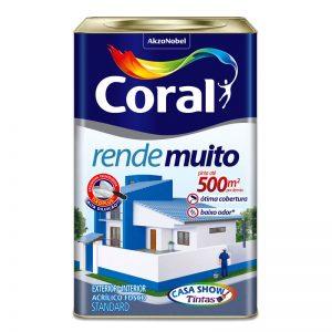 Coral Rende Muito Standard – Branca – 18L