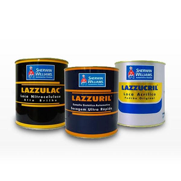 Esmalte Sintético Automotivo Lazzuril