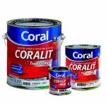 esmalte sintetico tradicional coralit coral