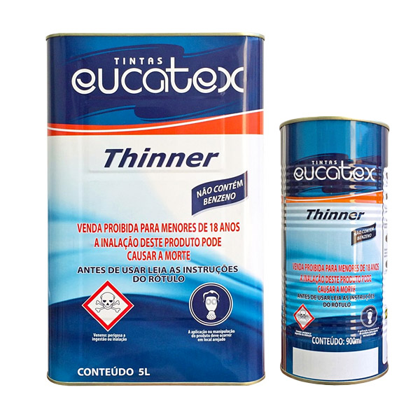 Thinner 9116 Eucatex