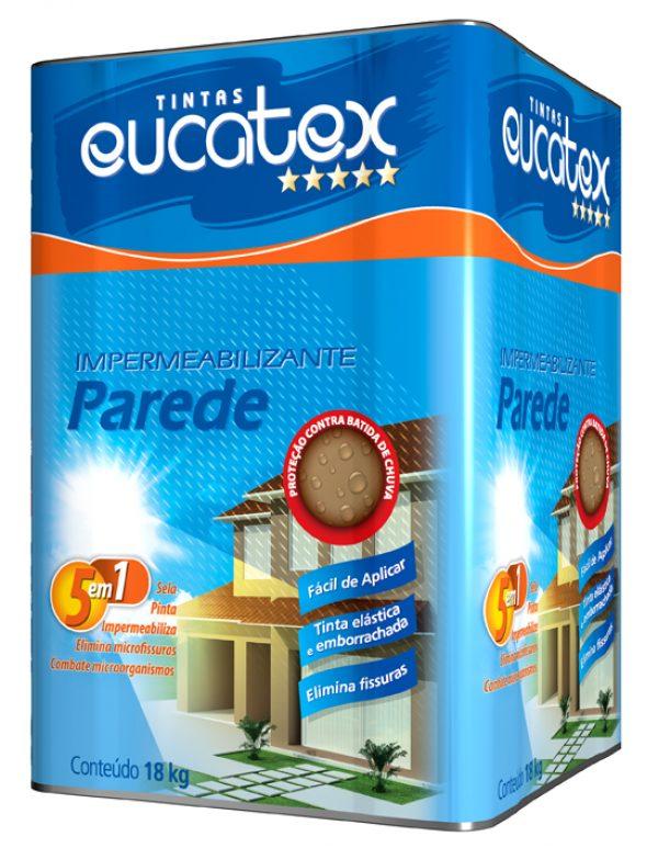 Impermeabilizante para parede 5 em 1 eucatex lata 18l casa show tintas - Impermeabilizante para paredes ...