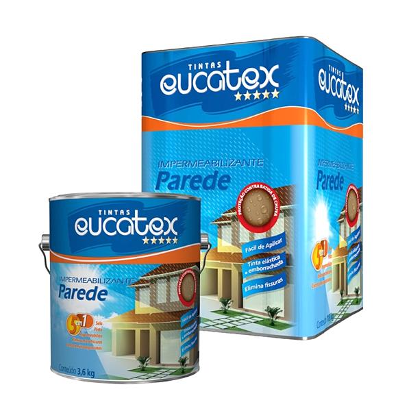 Impermeabilizante 5 em 1 Eucatex