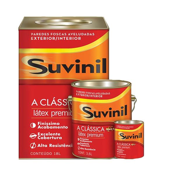Látex Premium MAXX Suvinil