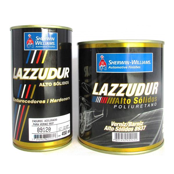 Primer Poliuretano PU 8200 Lazzuril