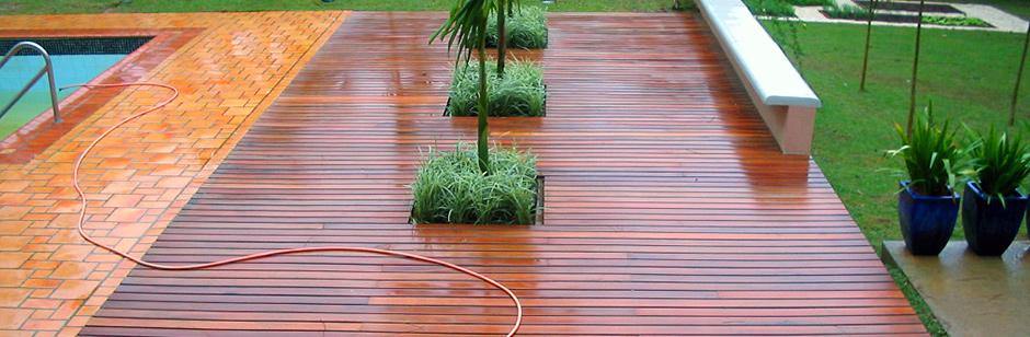 verniz madeira externo piscina chuva impermeável resistente a água