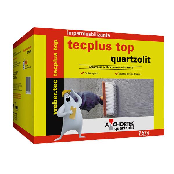 Aparador De Sala Mercado Livre ~ Impermeabilizante Tecplus Top Quartzolit u2013 Casa Show Tintas