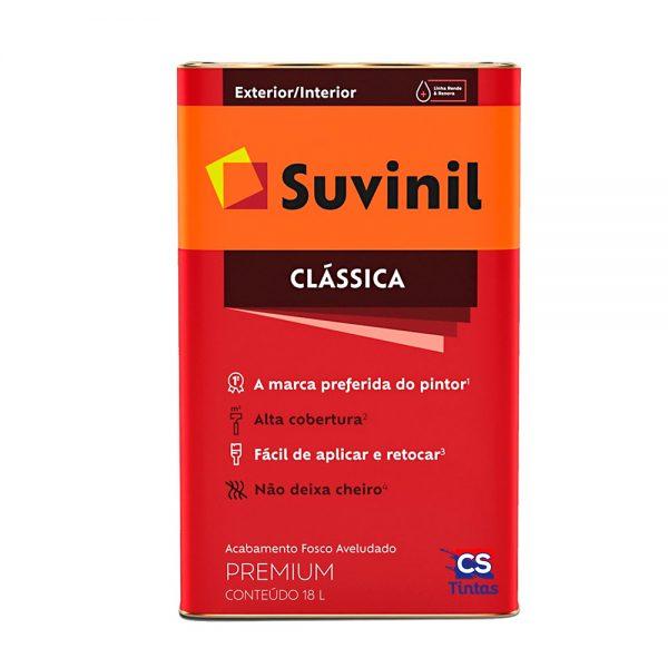 tinta suvinil maxx premium classica 18l